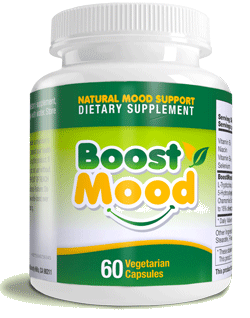 BoostMood Bottle