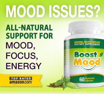 Find BoostMood on Amazon!